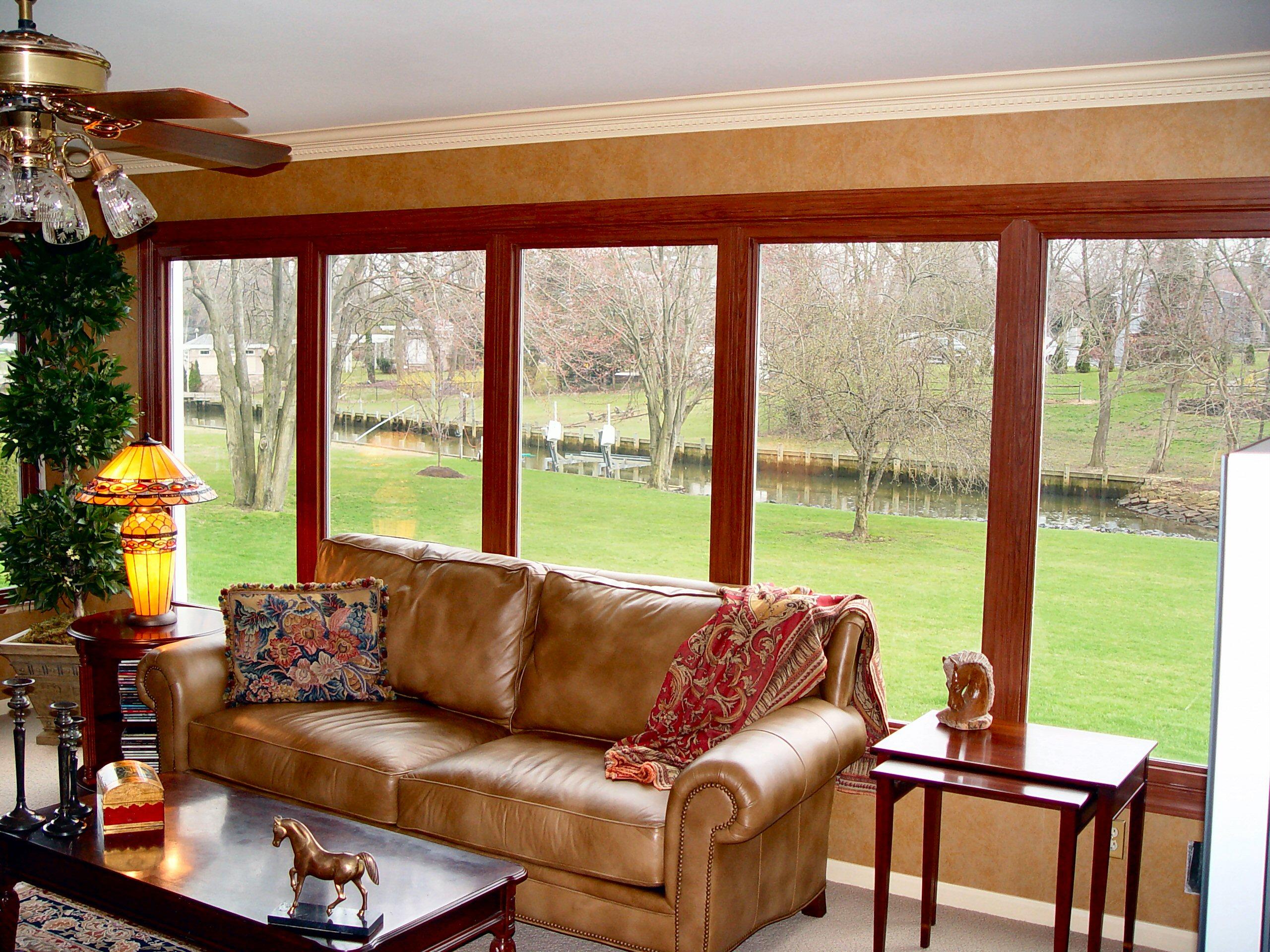 Interior casement window trim - Casement Windows