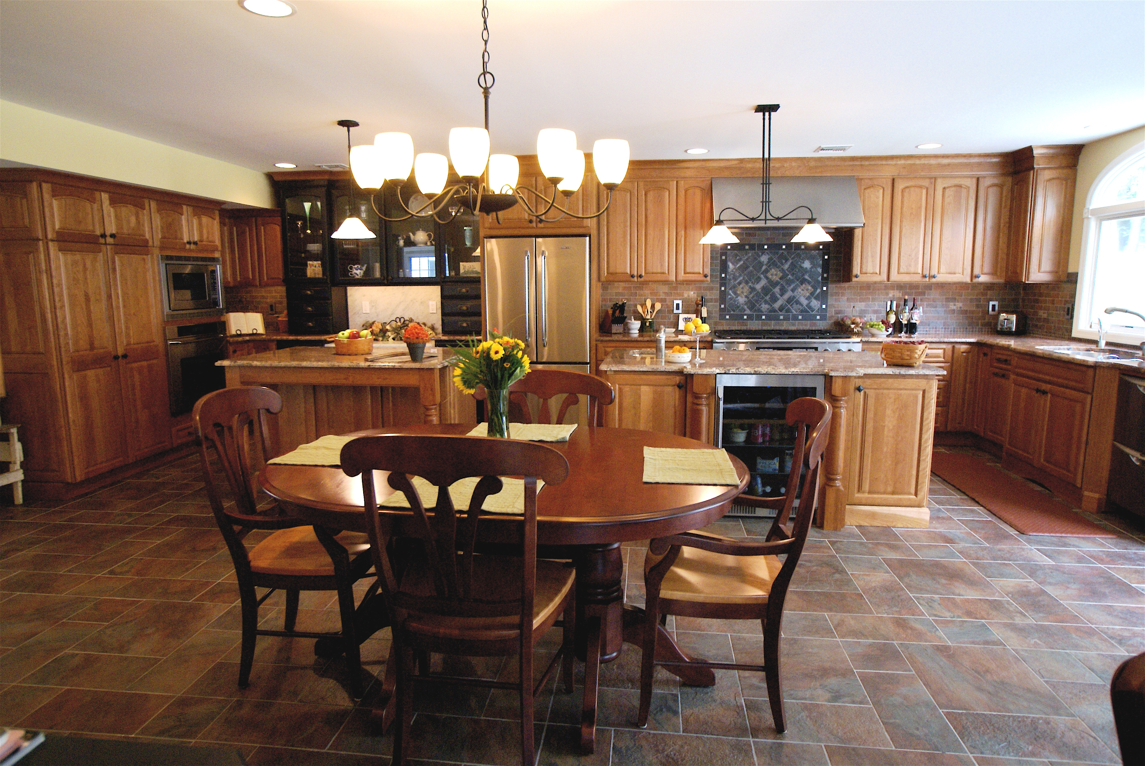 Two Island Kitchen for The Cooking Enthusiast Design Build Pros
