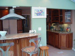 This Pictured Project Is A Kitchen ... Part 47