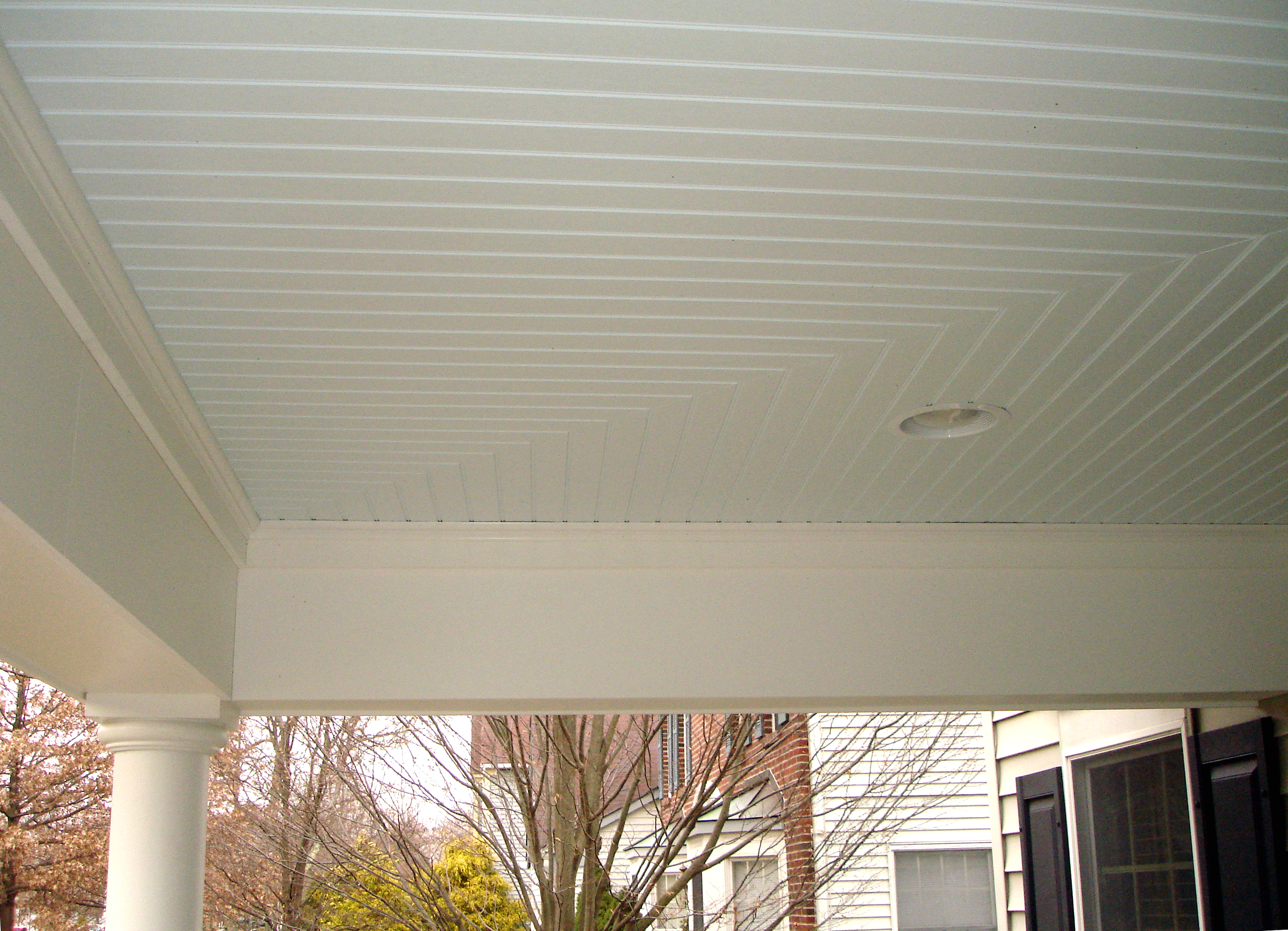 Lowes screen porch 20 images custom outdoor sun for Balcony ceiling design