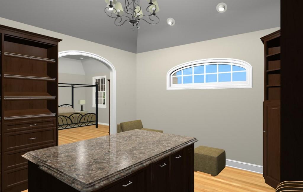 Walk in closet designs and ideas design build pros Design your own bedroom closet