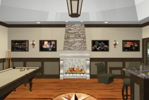 Bonus room design for remodel - option B (1)
