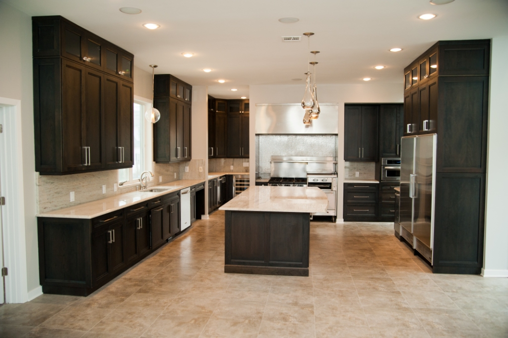 Contemporary Kitchen Renovation At The New Jersey Shore