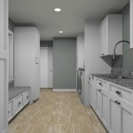 mudroom computer design from the Design Build Planners