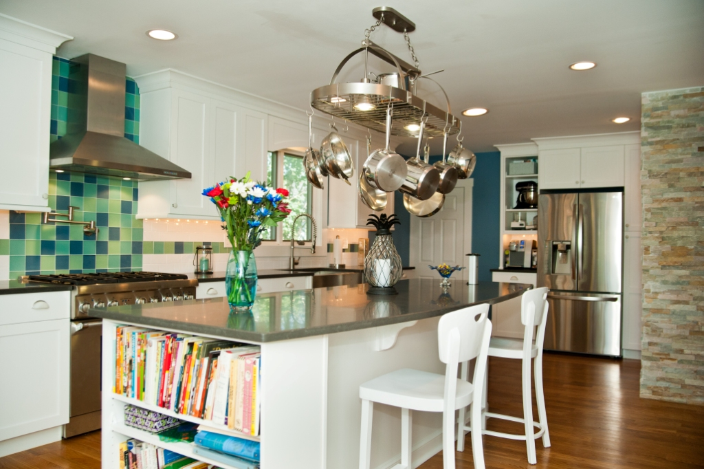 Renovation And Kitchen Upgrade Following Superstorm Sandy At The New Jersey  Shore