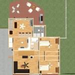 1st floor CAD overview