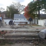 Demolition for new home construction in Monmouth County NJ (4)