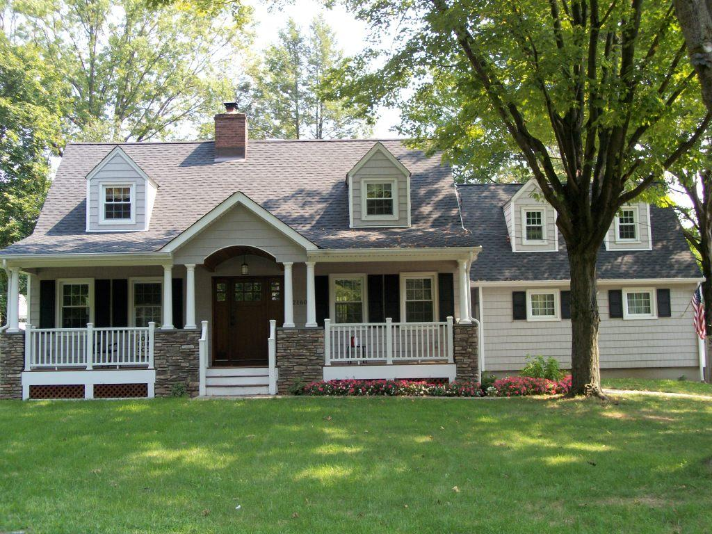 Front Porch Design Build Remodeling In New Jersey Portico ...