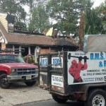 Home demolition in Monmouth County, NJ