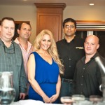 NJ Kitchen and Bathroom remodeling celebrated with wine tasting cocktail party (1)