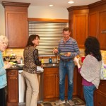 NJ Kitchen and Bathroom remodeling celebrated with wine tasting cocktail party (33)
