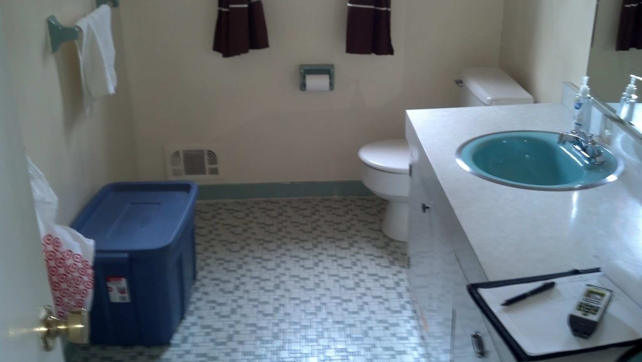 Contemporary Bathroom Remodel At The New Jersey Shore - Bathroom remodel new jersey