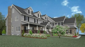 new home construction design in Monmouth County, NJ