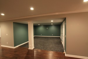 Basement Finishing in Morristown NJ Progress Picture (19)