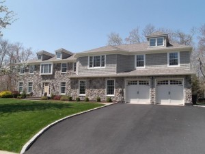Exterior design build remodeling and addition in Berkeley Heights, NJ ~ Design Build Pros