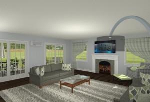 Family Room Addition in Hazlet NJ (3)-Design Build Pros