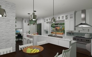 Kitchen and Bathroom  Remodel in Spring Lake NJ Plan 3 (10)-Design Build Pros