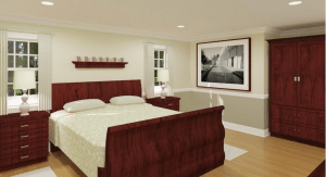 Master Bedroom Suite Design (1)