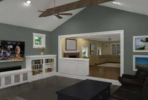 Master Suite, Great Room, Breakfast Room Remodel CAD (2)-Design Build Planners