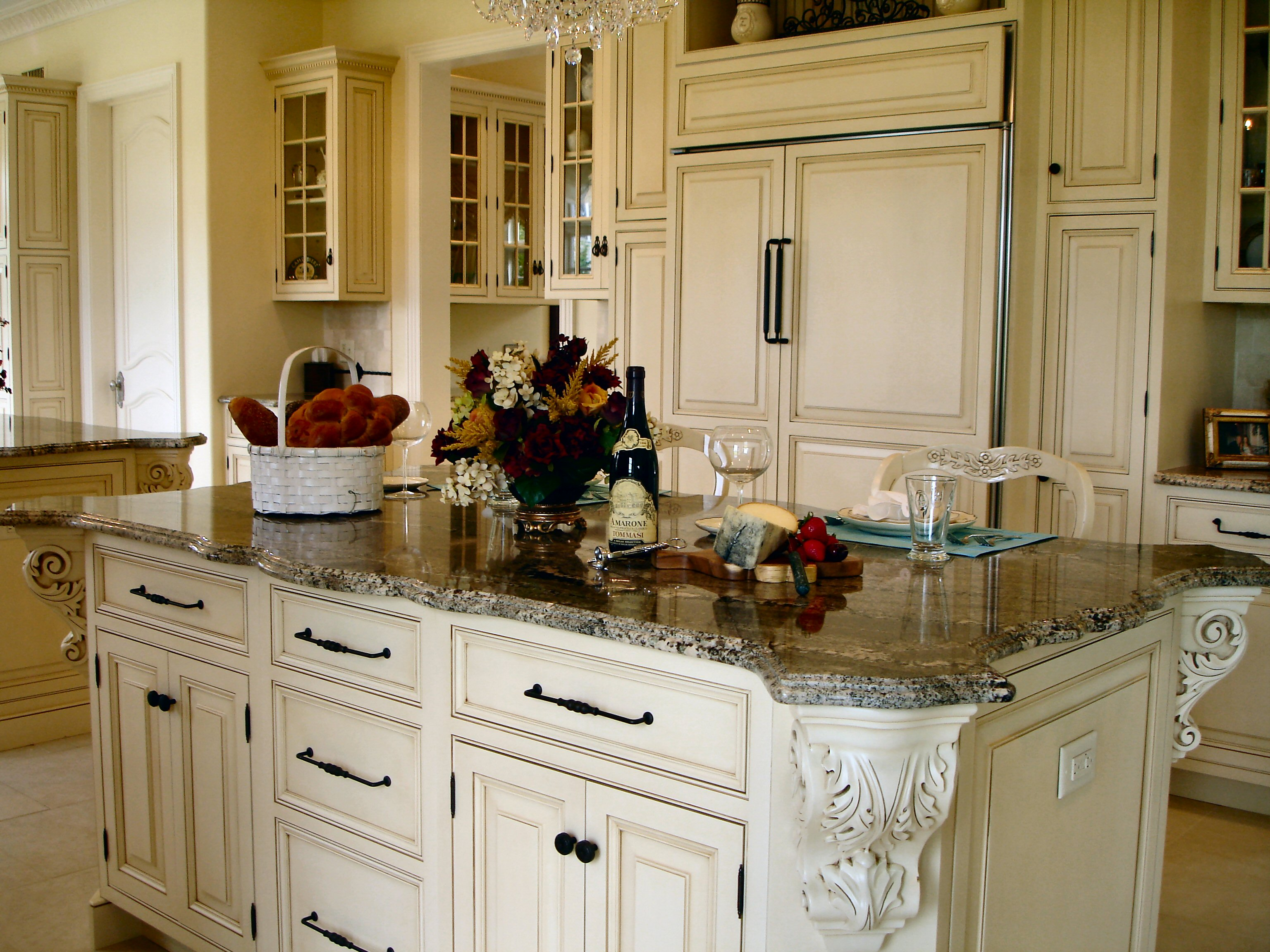 Monmouth county kitchen remodeling ideas to inspire you for Design for kitchen island