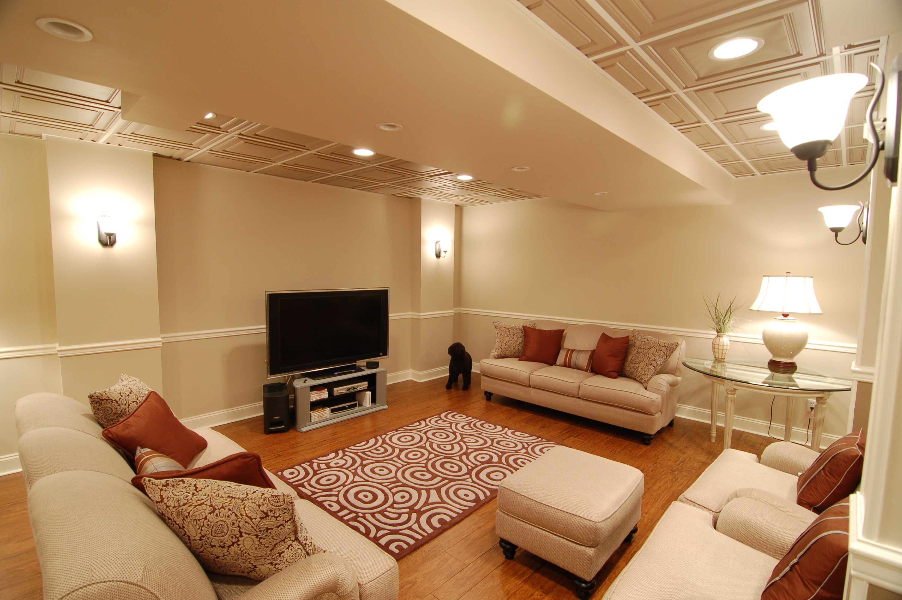 Nj basement remodeling ideas for your dream basement for Design basement layout free