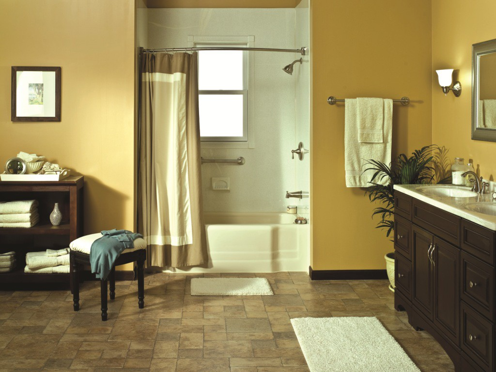 Bathroom Makeovers Tile one day bathroom makeovers and remodeling in new jersey