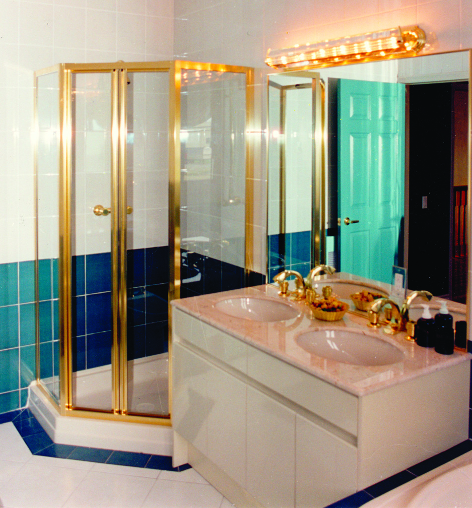Bathroom designs ideas and photos for design build projects for New build bathroom ideas
