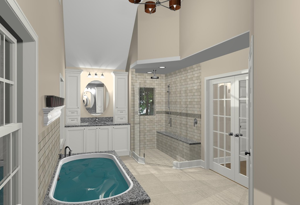 design build addition cad views for remodeling ideas and