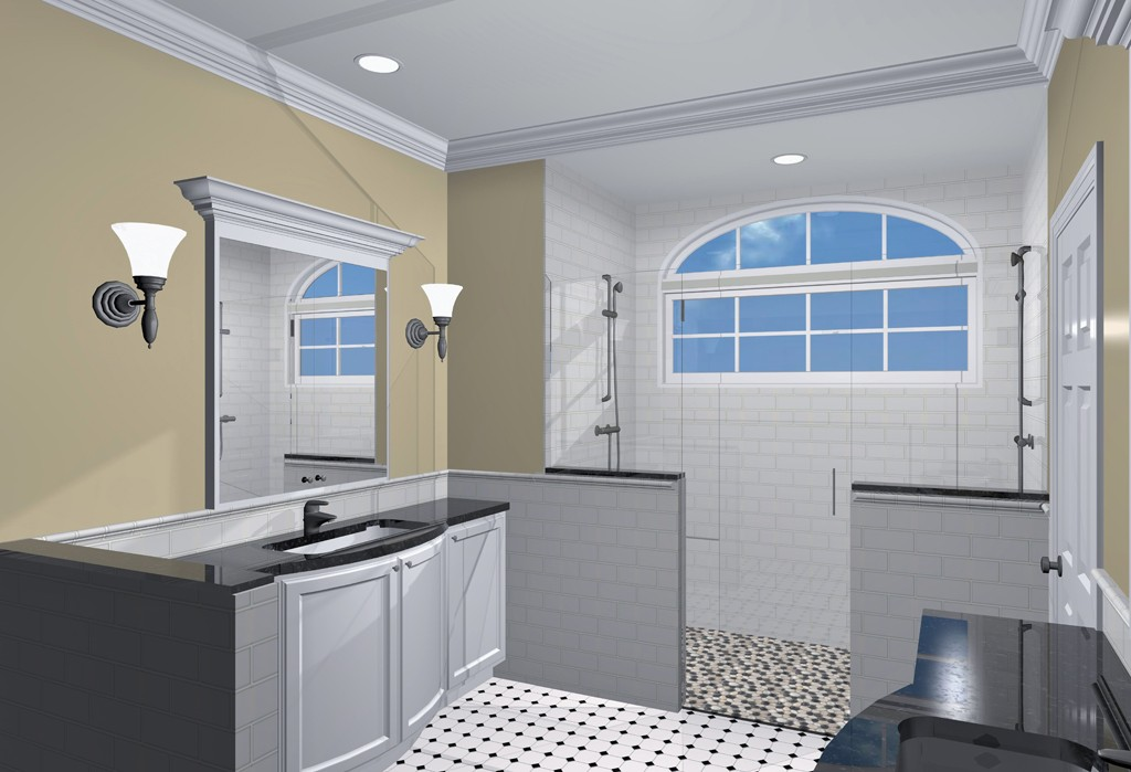Bathroom Cad Designs For Remodeling Ideas Design Build Pros