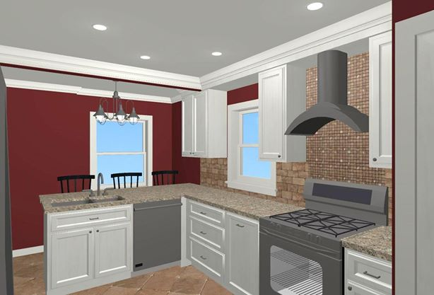 Kitchen Remodeling And Design For Colonial Homes In Nj