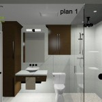 Contemporary Bathroom Design 1
