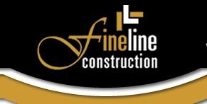 Fineline Construction Logo-a Design Build Planners Preferred Remodeler