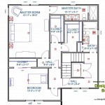 Floor Plan A-Design Build Planners