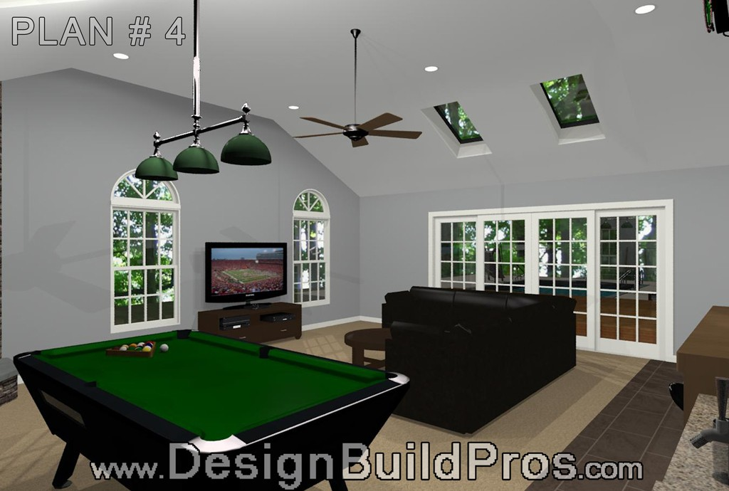 Gourmet Kitchen Remodel Morris Nj: Morris County Kitchen Remodeling And Game Room
