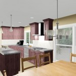 Kitchen Colonial Design 2 (2)