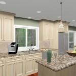 Kitchen Colonial Design 3 (1)
