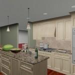 Kitchen Colonial Design 3 (2)