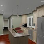 Kitchen Colonial Design 3 (5)