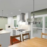 Kitchen Colonial Home Remodel (2)