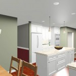 Kitchen Colonial Home Remodel (3)
