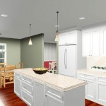 Kitchen Colonial Home Remodel (4)