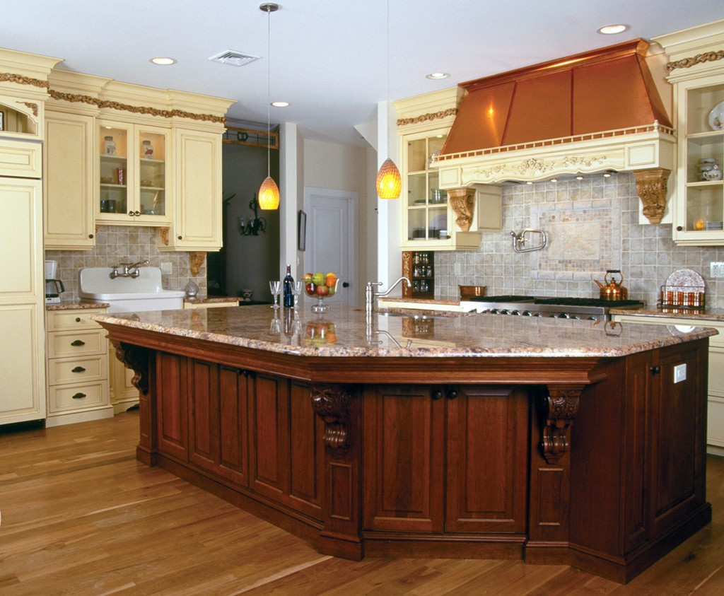 Gorgeous Kitchen Renovation In Potomac Maryland: Monmouth County NJ Kitchen Remodeling And Design