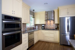 Kitchen remodeling project design and developed by the Design Build Planners