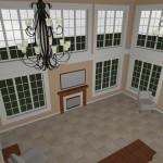 Living Room for a Shore Home Idea(2)