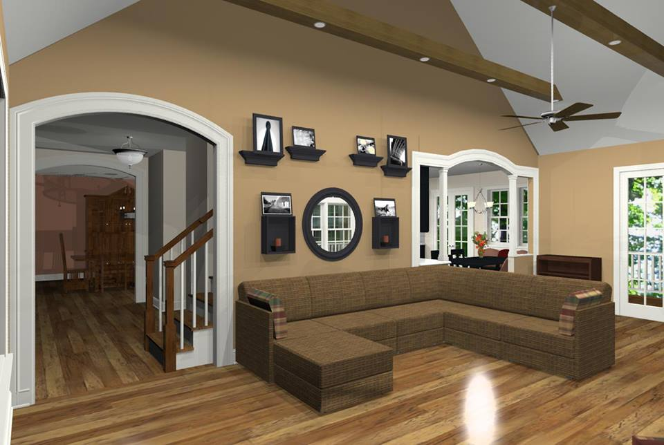 How to budget for your monmouth county family room for Addition room design