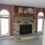 New Fireplace in Progress