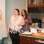 Party for kitchen remodel in Morris County New Jersey - Design Build Planners (18)