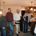 Party for kitchen remodel in Morris County New Jersey - Design Build Planners (2)
