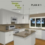 Plan 1 Kitchen
