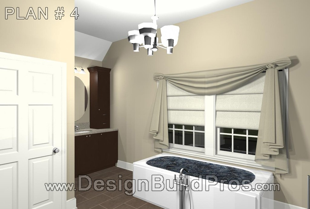 Maryland master bedroom and bathroom remodeling design build pros 3 car garage with master bedroom above
